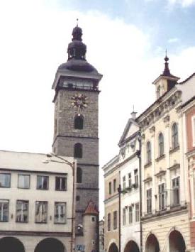Lucka+Víťa - na této Černé věži mě požádal přítel o ruku...