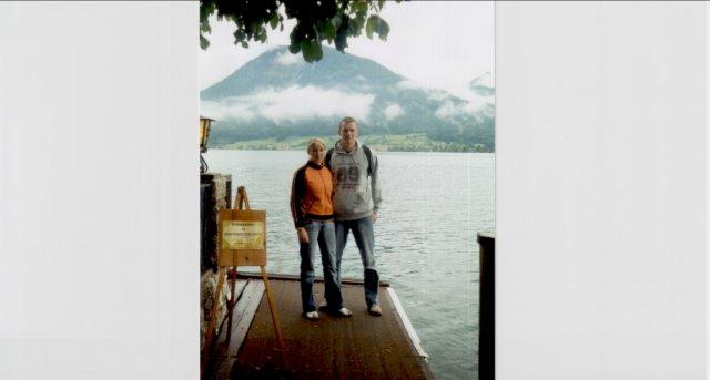 Lucka+Víťa - tak to jsem já a můj budoucí manžel