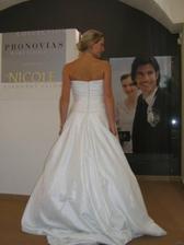 Šaty č. 6 - už som rozhodnutá, to budú moje svadobné šaty!