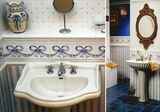 Rodičovská/spálňová kúpeľka.. Zamilovala som sa, no uvidíme či sa manžel podvolí. :)