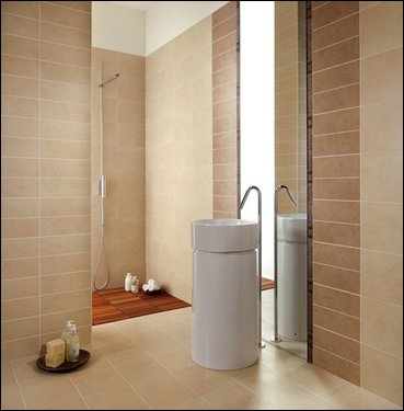 Farebnosť do malej kúpeľne - Obrázok č. 13