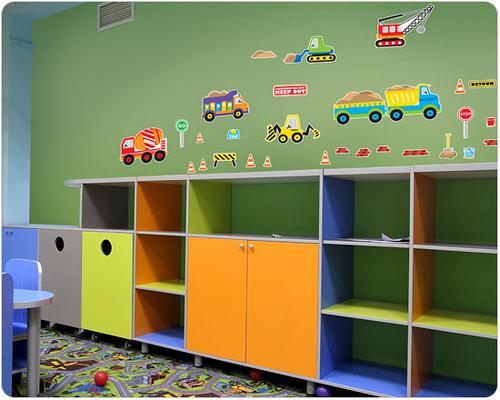 Detská izba...čo sa mi páči - Farebnosť skrinky je pekná, tiež by mohlo byť...