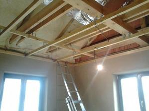 začíname stropy