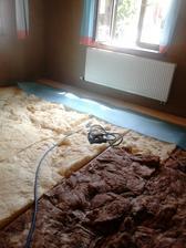 izolácia pod podlahu