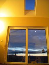 strešné okno super...