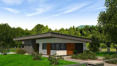 Rodinný dom RM 160 v.1 - môj terajší favorit...