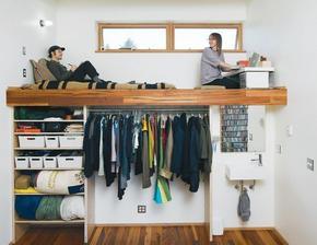 pre malé priestory - vychytávka... :D