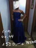 Večerní, plesové, společenské, slavnostní šaty, 44