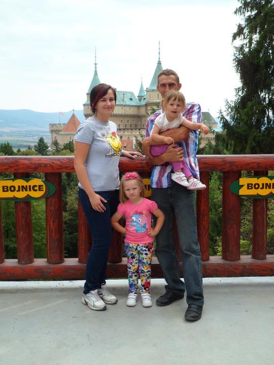 Erika {{_AND_}}Jarko - moja rodinka 7rokov sa pozname a v oktobri oslavime 4vyrocie sobasa :-)