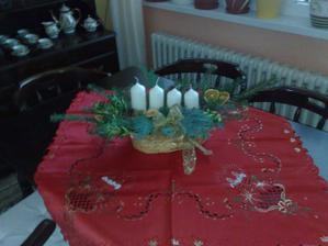 Minuloročný Adventný svietnik