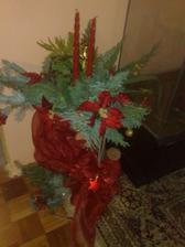 Vianočná kreácia ;)