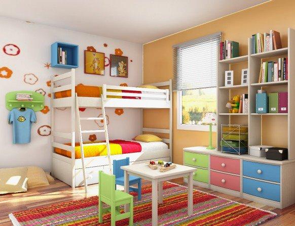 Dětský pokoj - Obrázek č. 12
