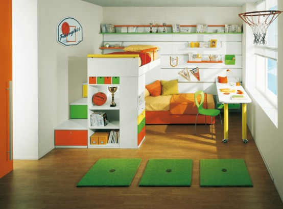 Dětský pokoj - Obrázek č. 44