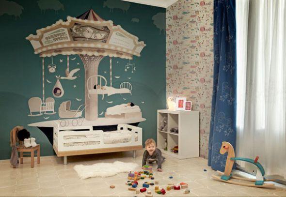 Dětský pokoj - Obrázek č. 110