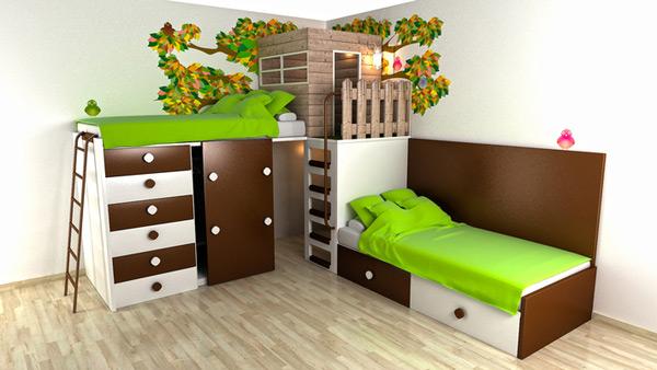 Dětský pokoj - Obrázek č. 323