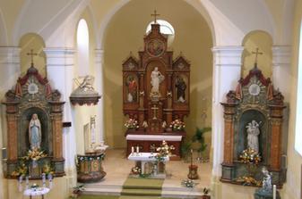 místo konání: kostel sv. Bartoloměje