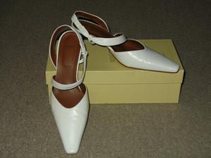 podařilo se! moje svatební boty...