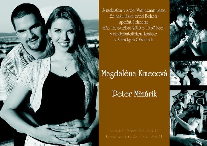 Magdaléna Kmecová{{_AND_}}Peter Minárik - Obrázok č. 65