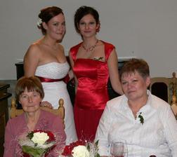 ženy naší rodiny