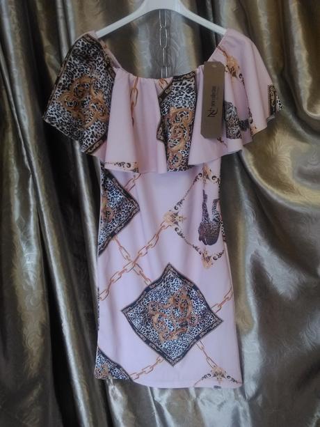 Šaty s volánom - Obrázok č. 1