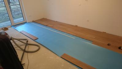 laminatová podlaha na poschodí, hrúbka 10mm Classen dub medový