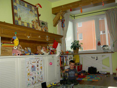 Nas byt - detska izba