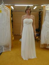 Šaty č. 2 - antika.