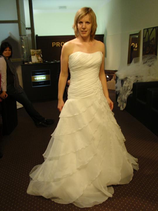 Co už mám - Vybrané šaty :-) Děkuji všem za pomoc s hlasováním.
