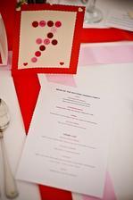 Anglická verze menu