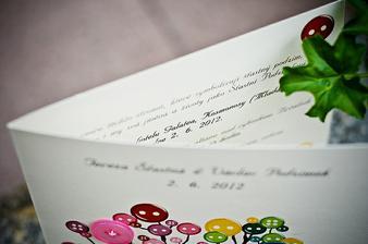 Detail na pozvánku.