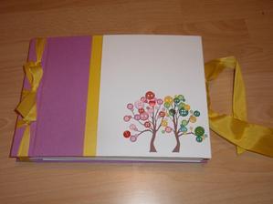 Mé krásné svatební album z Fler.