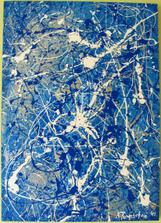 Abstrakcia 50x70