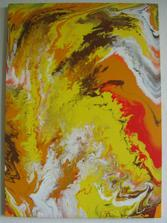 Abstrakcia 70x50