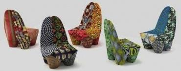 Africké sedačky