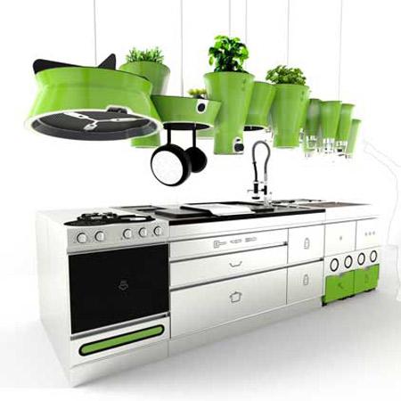 Vynálezy - Ekolook kuchyne