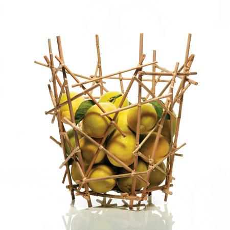 Vynálezy - misa na ovocie
