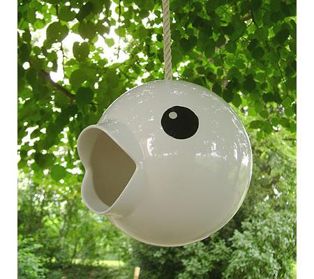 Vynálezy - vtáčia búdka