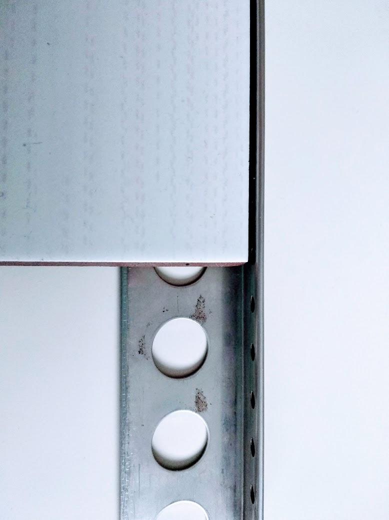 Nerezový ukončovací profil na obklady - 12 mm - Obrázok č. 1