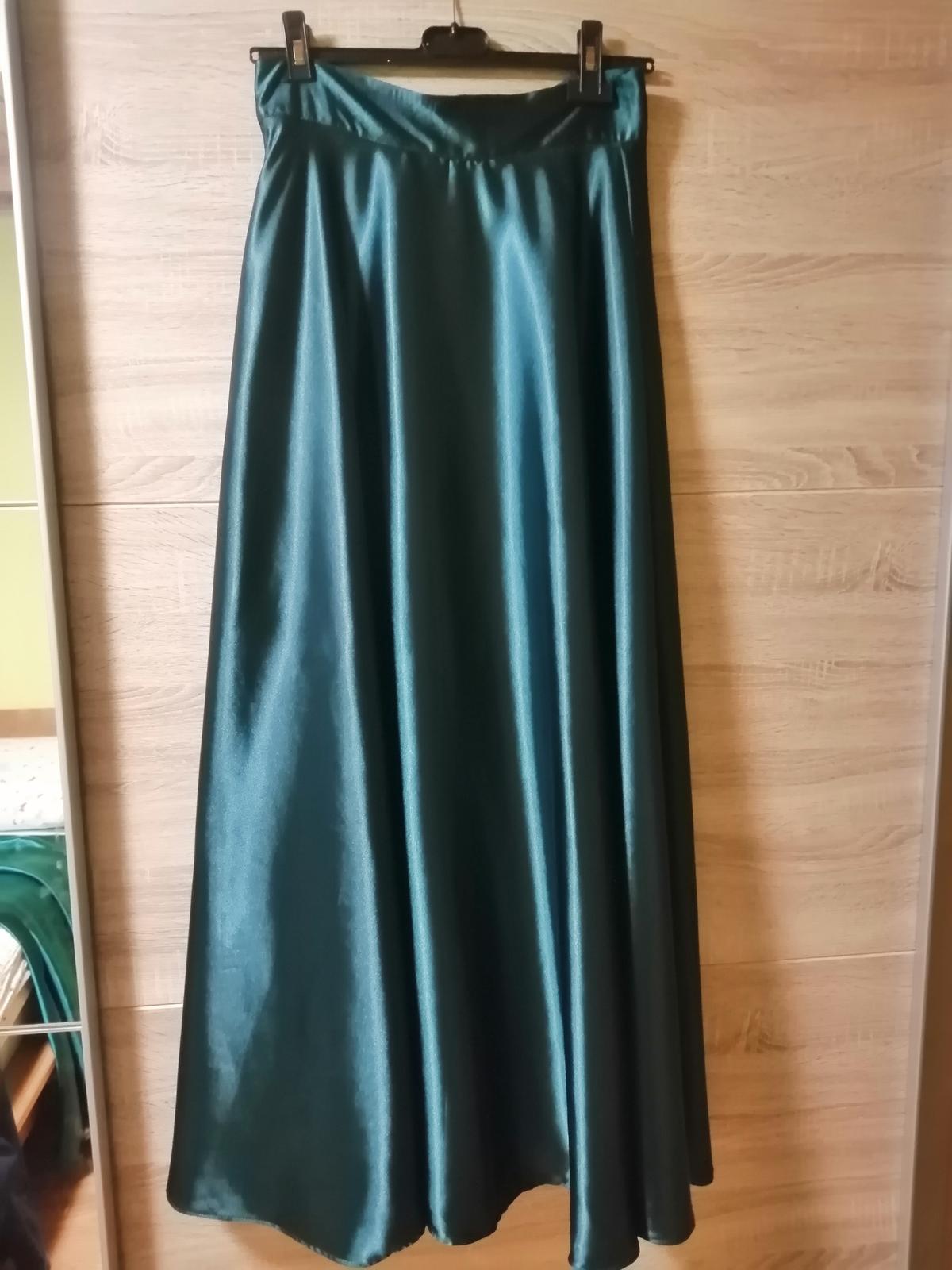 Smaragdova sukňa - Obrázok č. 1