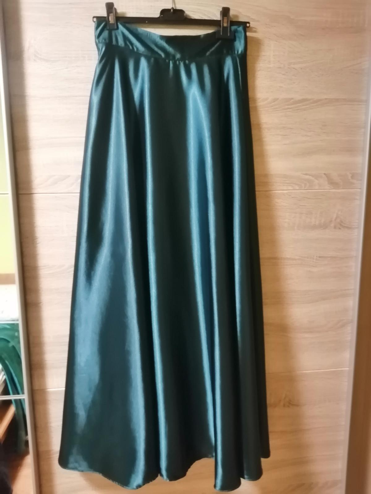 Smaragdova sukňa - Obrázok č. 2