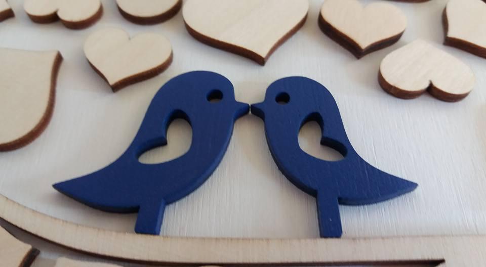 Svatební kniha hostů či svatební strom - Obrázek č. 30