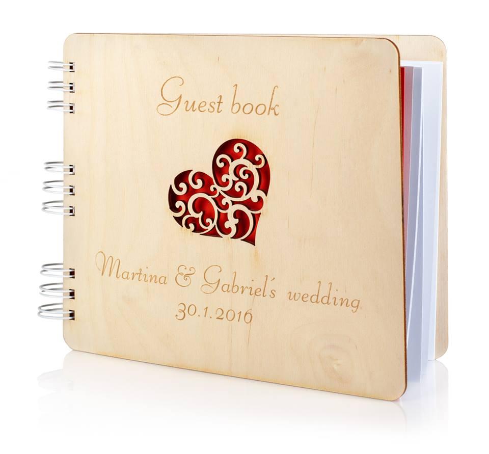 Svatební kniha hostů či svatební strom - Obrázek č. 31