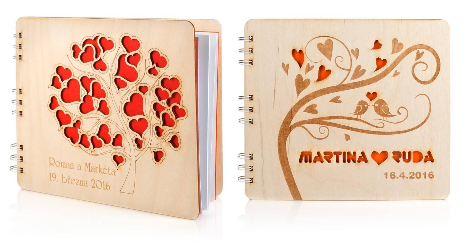 Svatební kniha hostů či svatební strom - Obrázek č. 32