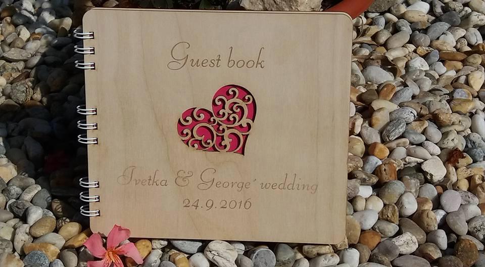 Svatební kniha hostů či svatební strom - Obrázek č. 33