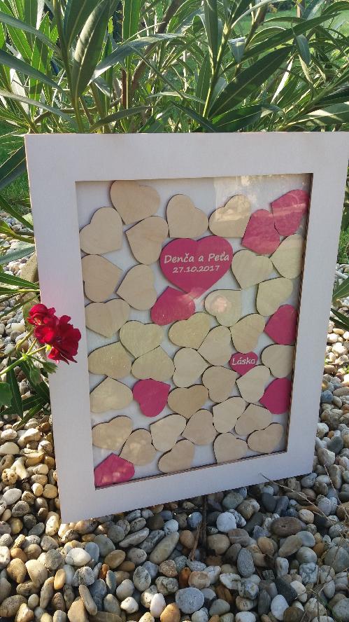 Svatební kniha hostů či svatební strom - Obrázek č. 49