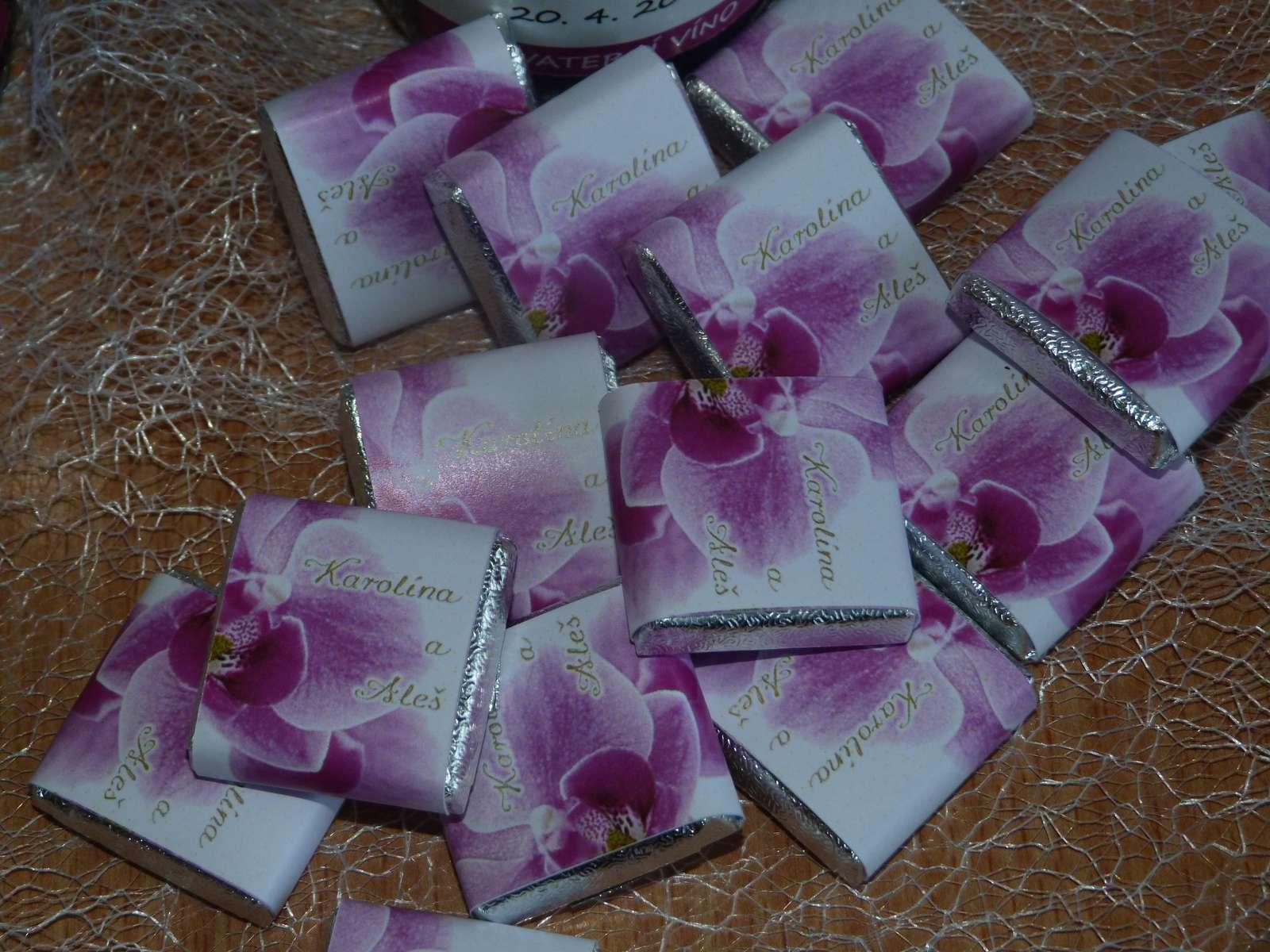Čokoláda Barry Callebaut  - 3 gramáže - Obrázek č. 1