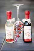 Svatební vína, svatební minivína,