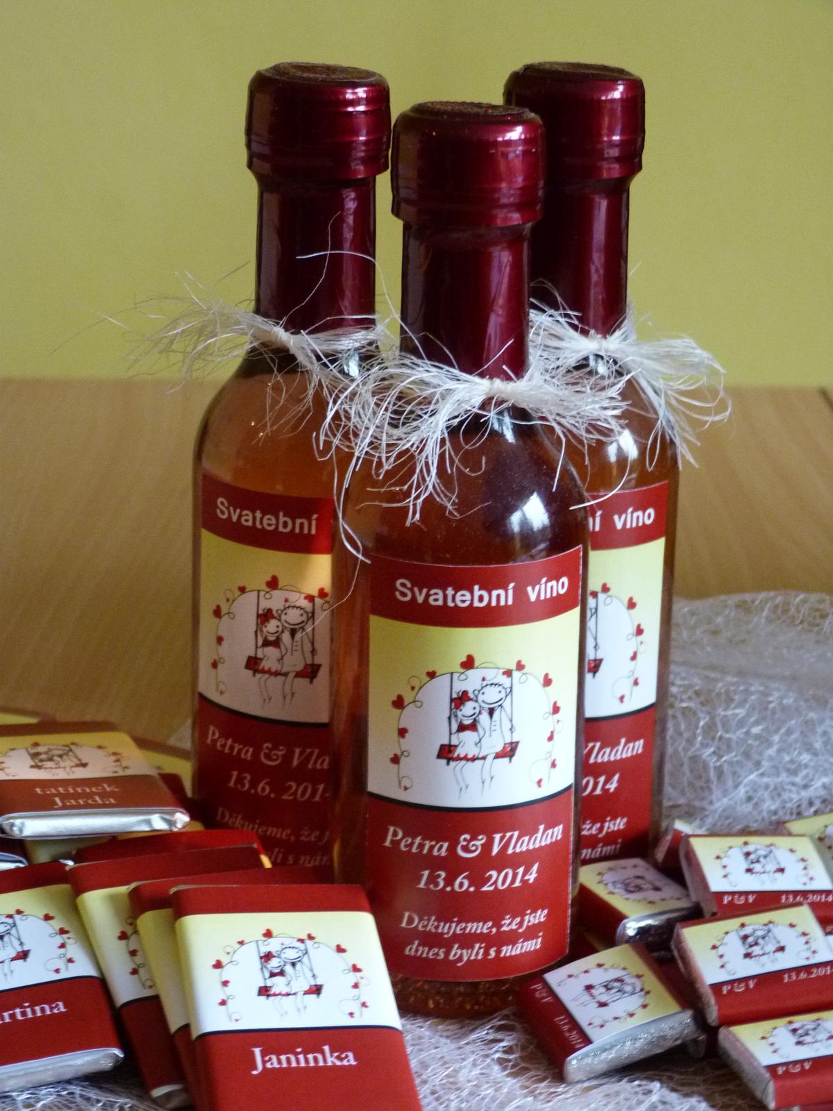 Svatební čokoláda Barry Callebaut  - 5g, 8g, 20g - Obrázek č. 1