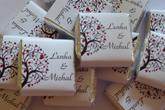 Svatební čokoláda, svatební čokoládka - 3 gramáže - Obrázek č. 1