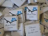 Svatební čokoládka Barry Callebaut  - 5,5g, 8g 20g - Obrázek č. 1